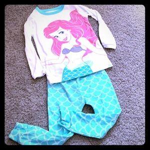 The Little Mermaid PJs